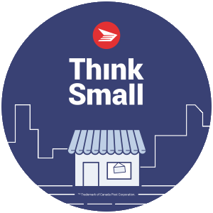 Canada Post Think Small Campaign